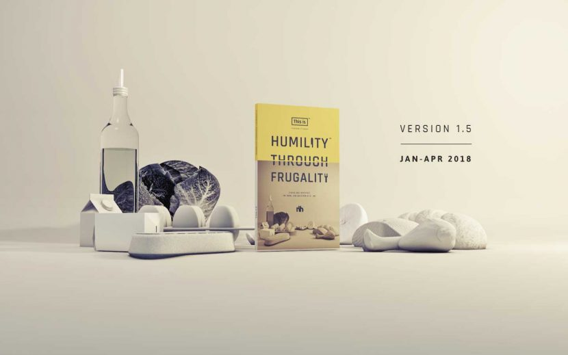 Humility Says Hello To The World - Manuscript Version 1.5